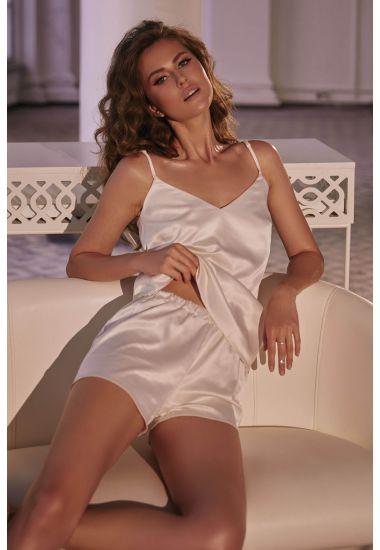 8165-6212-1 Komplet damski (Koszulka + szorty) Anabel Arto
