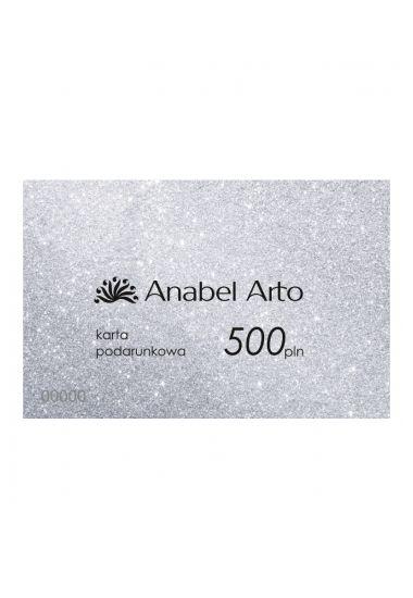 Karta podarunkowa 500 PLN