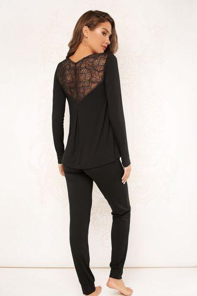 8157-6270+8157-6228  Komplet damski (bluzka + spodnie) Anabe