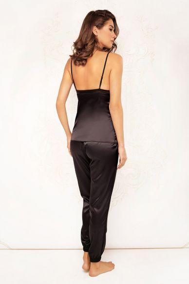 8162-6219-4 Komplet damski ((Koszulka+spodnie)  Anabel Arto