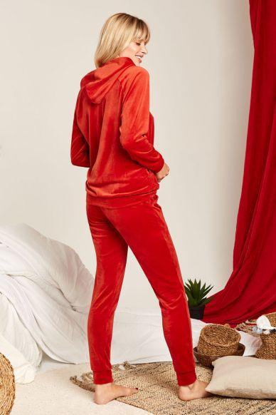 8144-6201 Komplet damski (bluzka + spodnie)  Anabel Arto