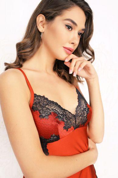 8144-6815  Komplet damski (Koszulka + szorty) Anabel Arto