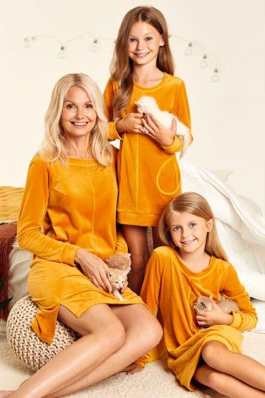 8144-6462 Sukienka dziecięce Anabel Arto