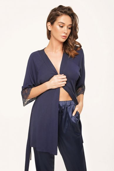 8157-6272+8157-6225 Komplet damski (bluzka + spodnie) Anabel