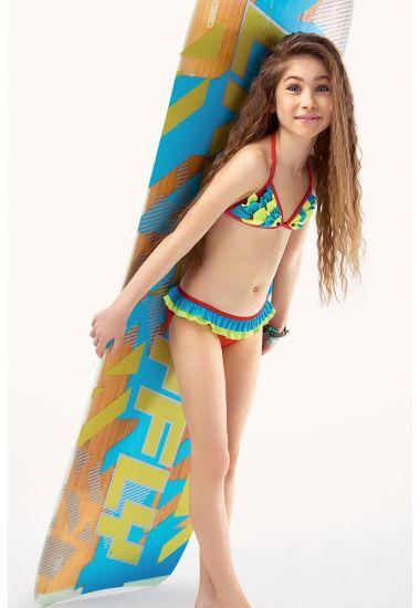 95404 dziewczęcy strój kąpielowy Anabel Arto