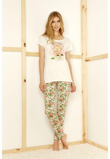 6216-4G  комплект женский: джемпер и брюки  Anabel Arto