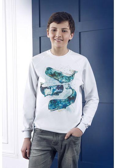 6574 bluzka młodzieżowa Anabel Arto