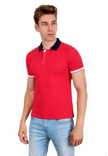 6164-4 Koszulka-polo męska