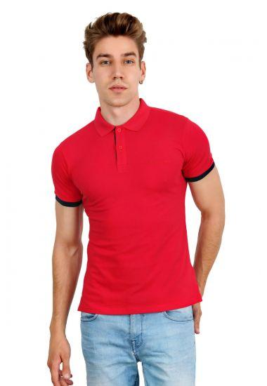 6164-5  Koszulka-polo męska