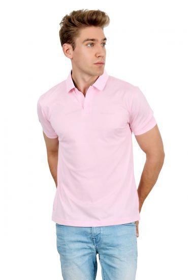 6164-8  Koszulka-polo męska